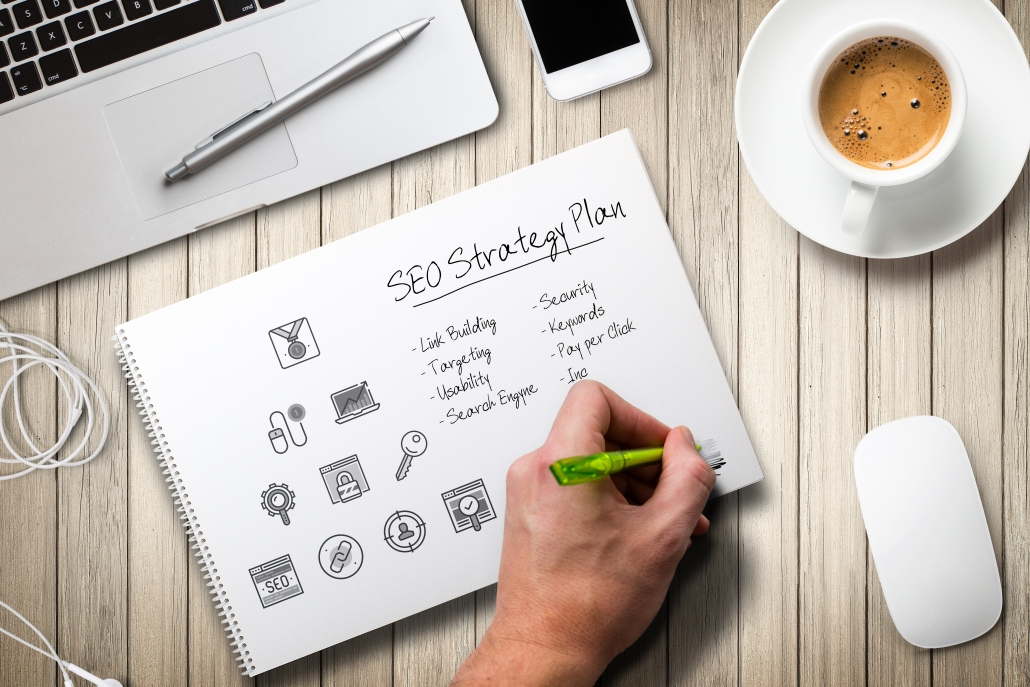 SEO Marketing Strategy for Community Banks