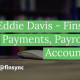 Eddie Davis   Payments, Payroll, Accounting & Cash Flow for Small Businesses with Finsync